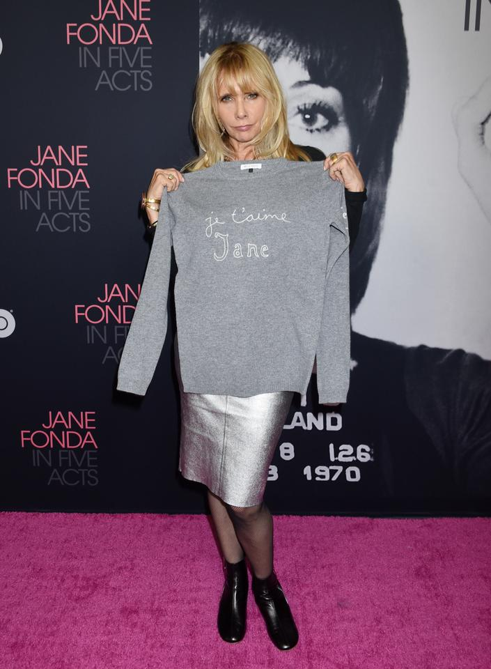 "Premiera filmu ""Jane Fonda in Five Acts"""