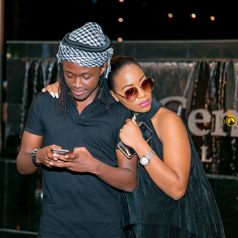 Bahati and Diana in Dubai (Bonfire Adventures)