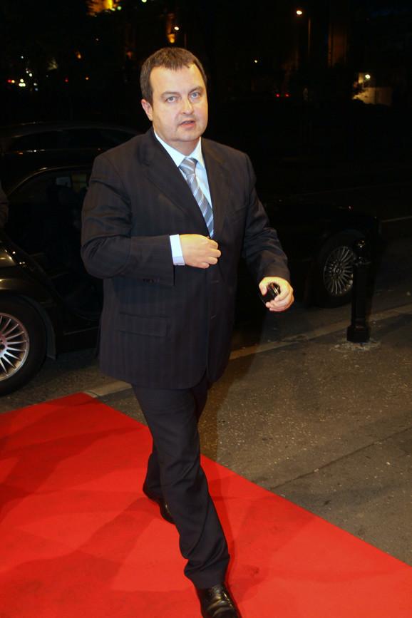 Ministar policije Ivica Dačić
