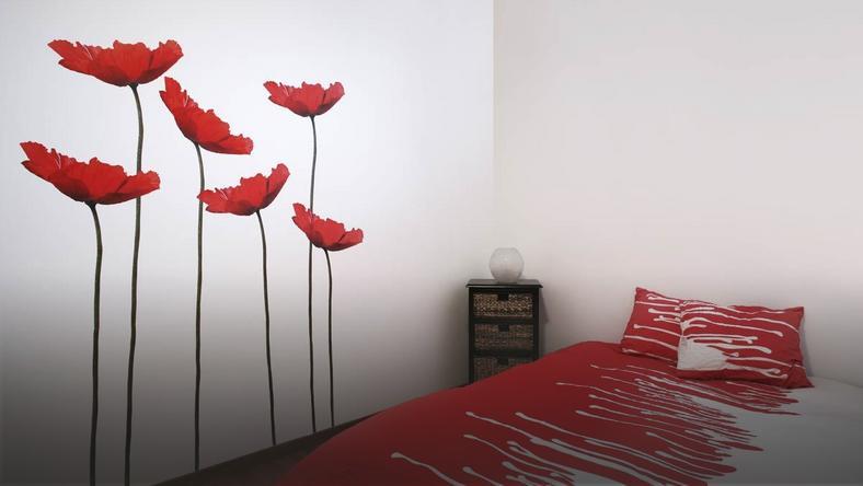 Naklejki Na ścianę W Sypialni Dom
