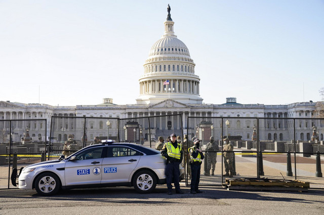 Kapitol Kongres Vašington