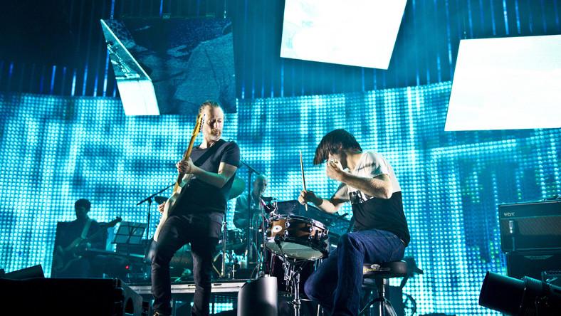 Posłuchaj piosenki Radiohead do Bonda