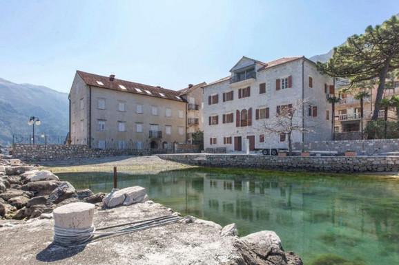 Kuće u Boki Kotorskoj