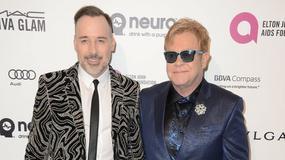 Gwiazdy na imprezie u Eltona Johna