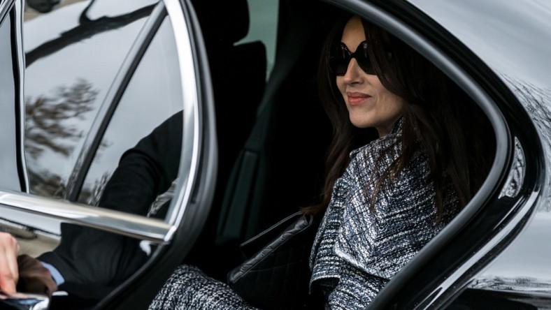 Aktorka gościła wczoraj w Paryżu na pokazie ostatniej kolekcji zmarłego kilkanaście dni temu Karla Lagerfelda, przygotowanej dla domu mody Chanel...