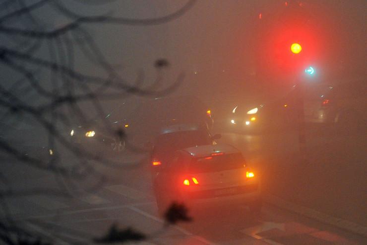 Užice magla