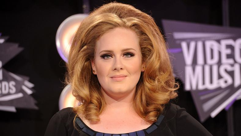 Adele (fot. Getty Images)