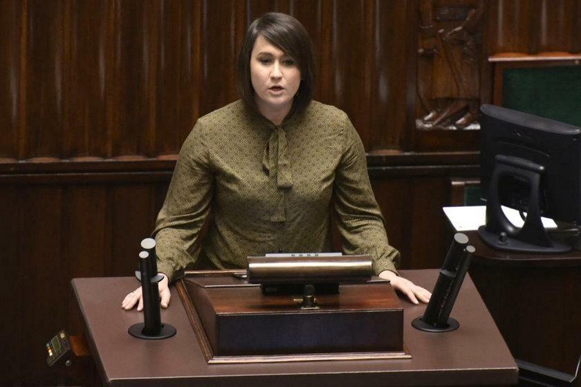 Anna Maria Siarkowska, posłanka PiS i szefowa Partii Republikańskiej