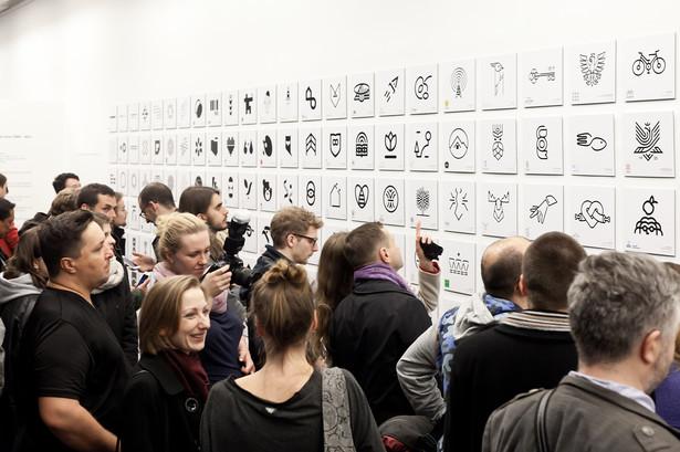 Instytut Adama Mickiewicza – SYMBOL TO LOGO (Bartosz Stawiarski, Vienna Design Week)