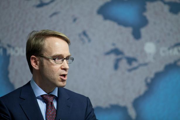 Szef Bundesbanku Jens Weidmann.
