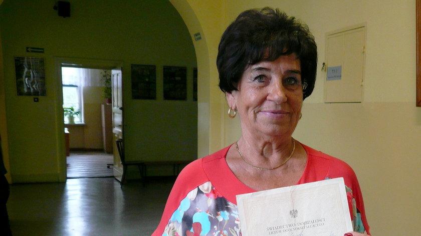 Alicja Górna-Toszek