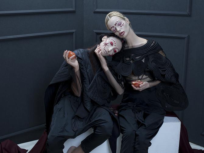 Nevena Ivanović predstavlja svoj Neo Design revijom na Londonskoj nedelji mode
