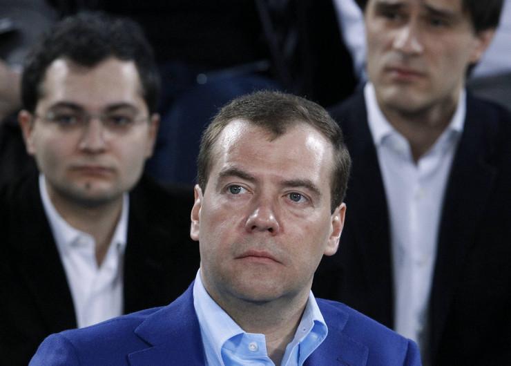 Za dlaku među prvih 10: Dmitrij Medvedev