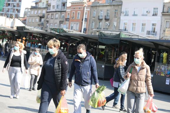 Srbija je dobro odgovorila na pandemiju, smatra dr Milošević