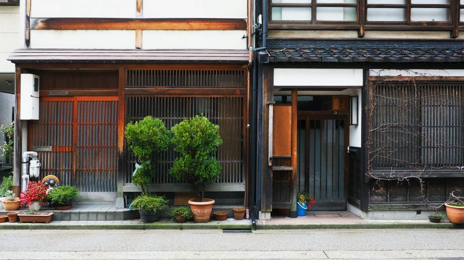 Tradycyjny japoński dom