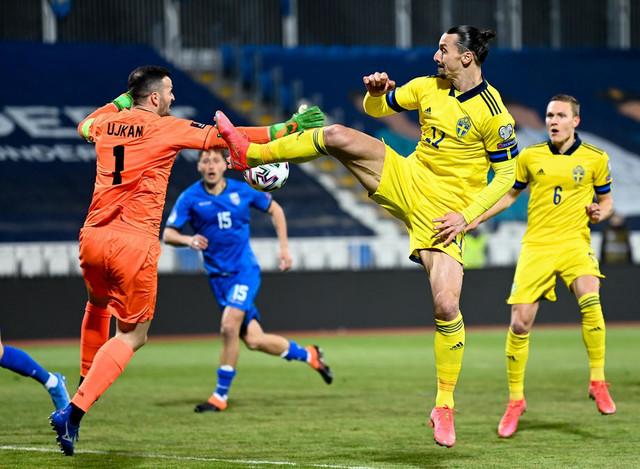 Zlatan Ibrahimović i njegova majstorija