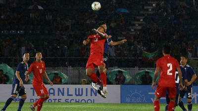 Myanmar hopes hit as footballers pull out over coup