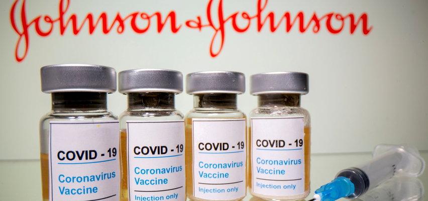 Wziąłeś szczepionkę J&J licząc, że wystarczy jedna dawka? Możesz się zdziwić!
