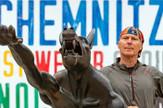 Nacistička statua u Kemnicu AP