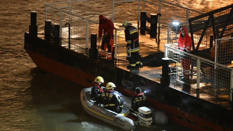a76470c60140 Itt a hős női hajóskapitány, aki kimentette a Dunából a katasztrófa ...