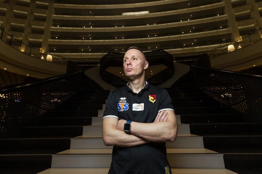 Ireneusz Mamrot trenerem Arki Gdynia