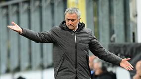 Mourinho wygrał tysiąc funtów w wewnętrznym typerze