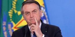 Awantura o szczepionkę na Covid-19. Prezydent Brazylii ogłosił zwycięstwo