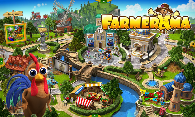 gameplanet Farmerama NK