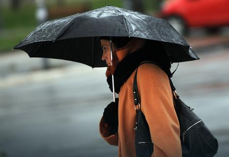 Hladno i kišovito
