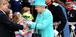Znana marka zarabia na królowej