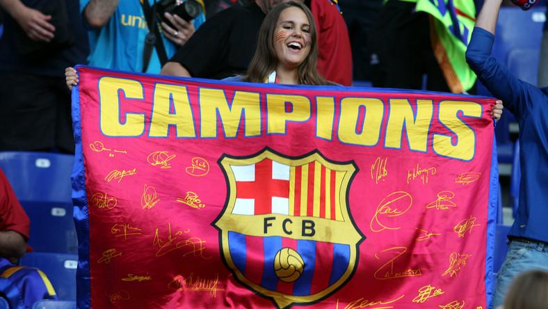 Kibice Barcelony