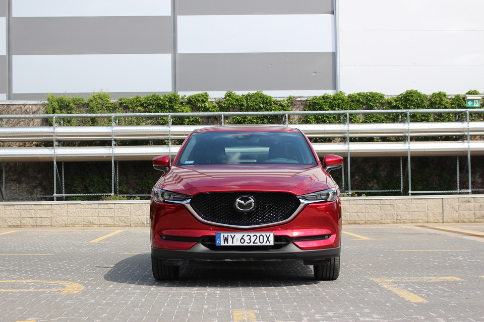 Mazda CX-5 2.5 AT AWD SkyDream