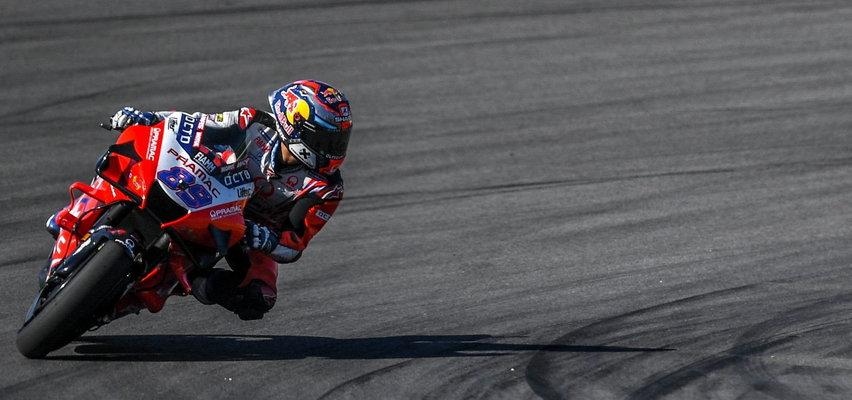 MotoGP. Fatalny wypadek podczas treningu. WIDEO
