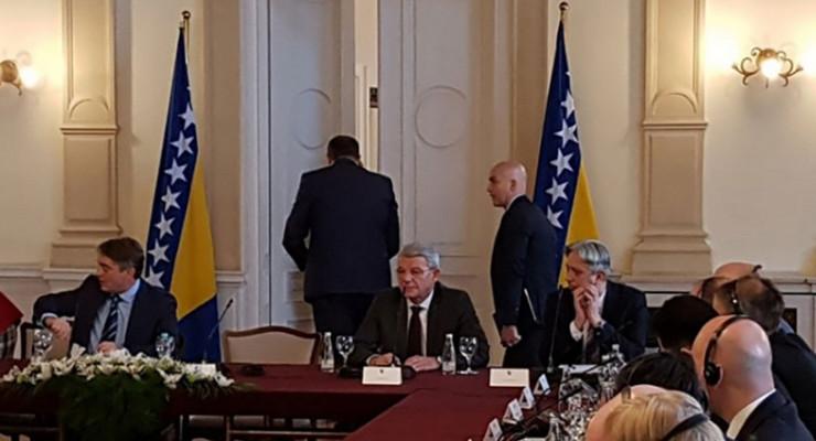 Milorad Dodik sednica PIK