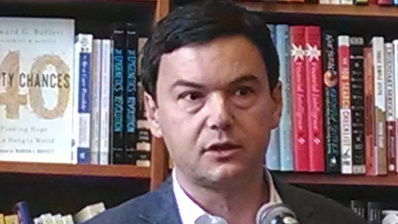 Thomas Piketty (Fot. Sue Gardner <CC BY-SA 3.0>)