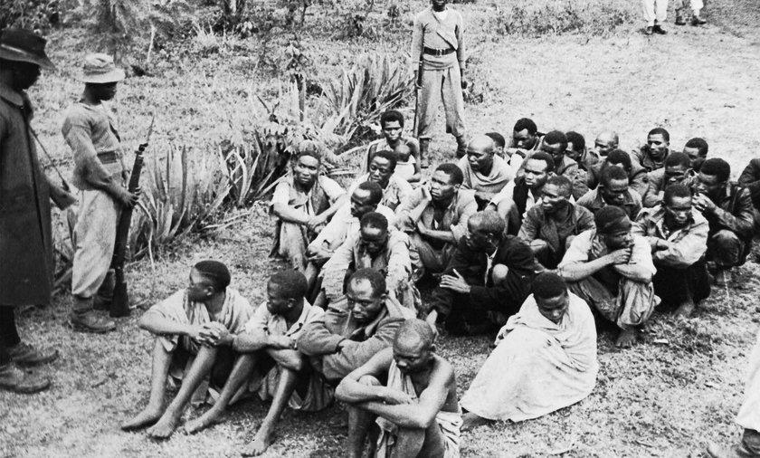 obozy koncentracyjne w Kenii