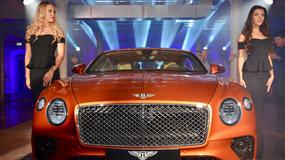 Bentley Continental GT – premiera w Polsce