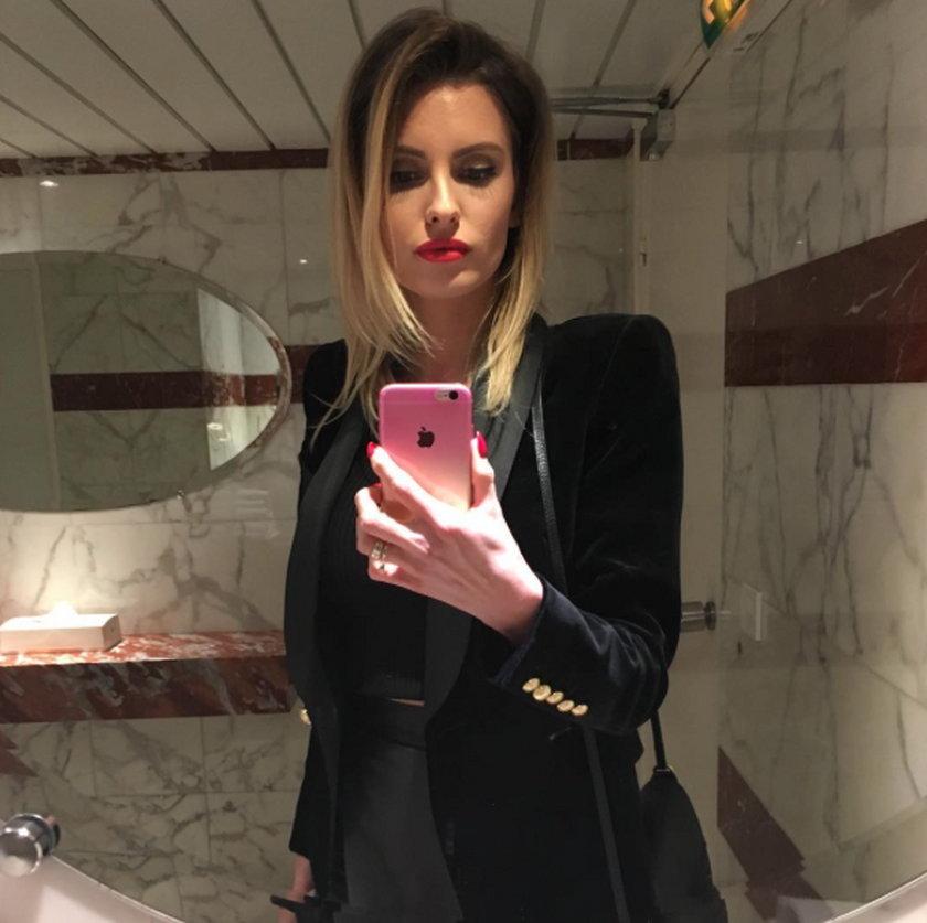 Dominika Grosicka – piękna partnerka Kamila Grosickiego ZDJĘCIA