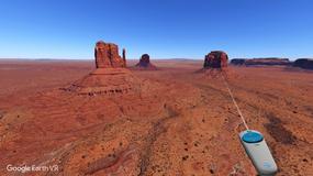 Google Earth VR - zwiedzanie świata w goglach na głowie
