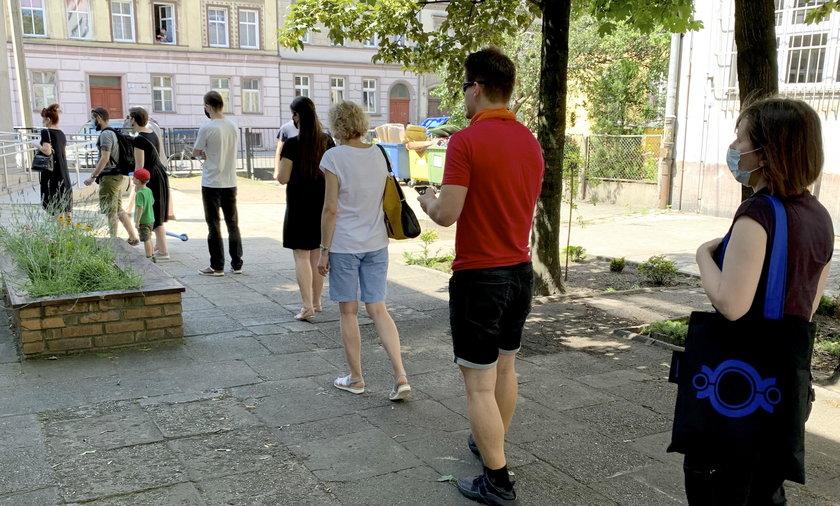 Wrocławianie spełnili obywatelski obowiązek