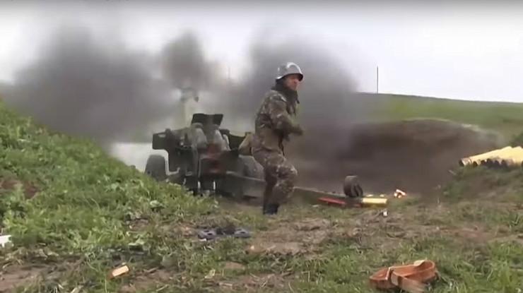 Jermenija, vojska, Nagorno-Karabah
