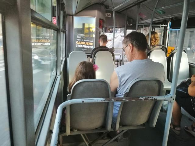 Evidentne su manje gužve u prevozu