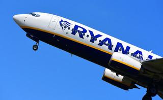 Wakacje 2021. Ryanair ogłosił rozkład lotów z Polski