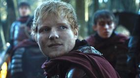 """Ed Sheeran ofiarą hejtu po występie w """"Grze o tron"""""""