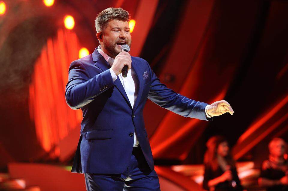 "Marcin Sójka na ""Top of the Top Sopot Festival 2019"""