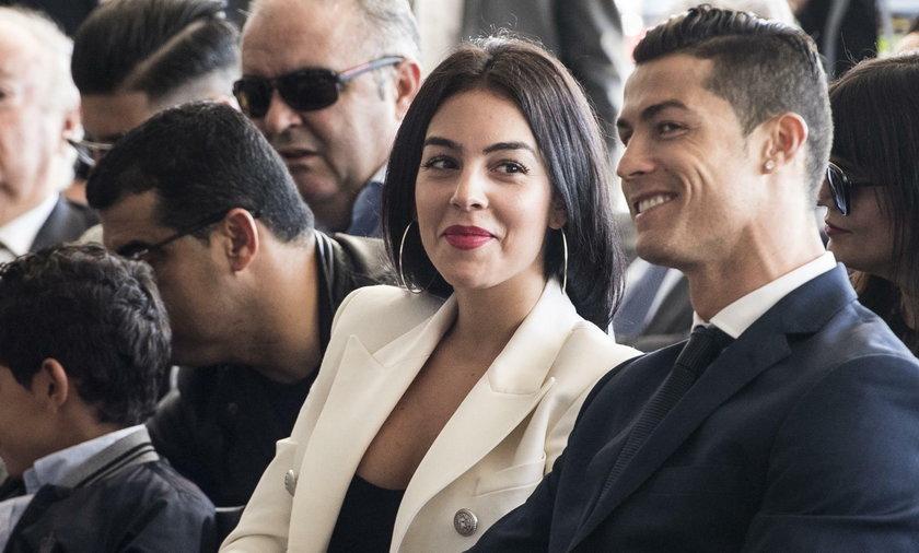 Plotki o dziewczynie Ronaldo potwierdzają się