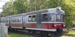 Dwa pociągi na jednym torze. O włos od tragedii
