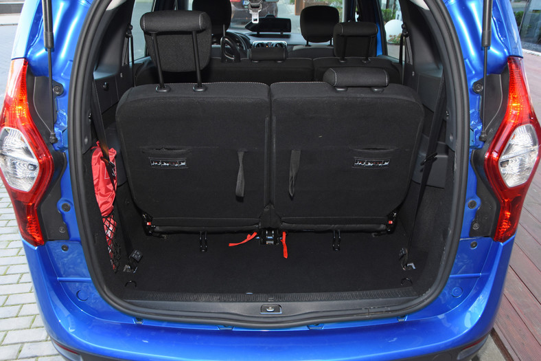Dacia Lodgy Stepway 1.3TCe