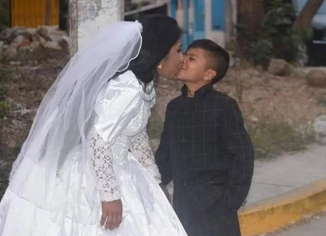 Internet bruji o ovoj svadbi