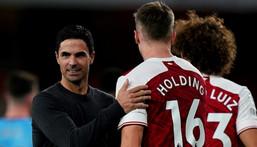 Mikel Arteta's Arsenal have won their first two Premier League matches of the season